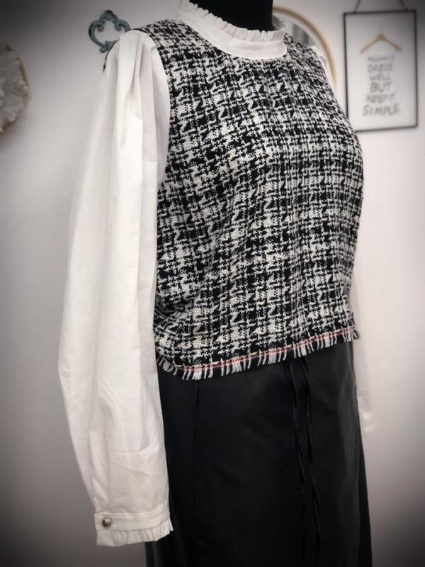 Leather Wrap Skirt4
