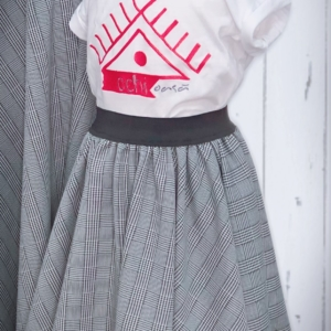 Neo Circle Skirt Girls