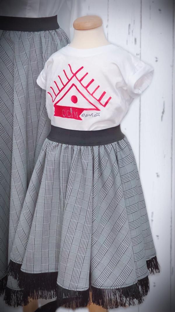Neo Circle Skirt Girls