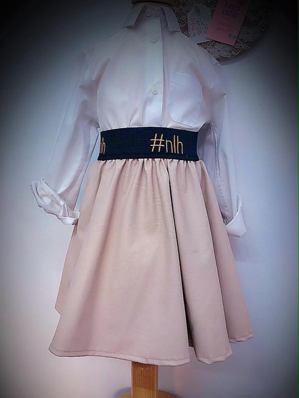 NLH Leather Skirt