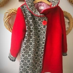 Etno Wool Coat LTE
