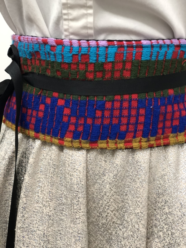 Nukka Limited Edition Traditional Embroidery Belt