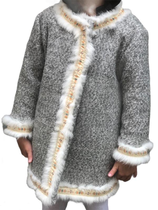 Bundita Wool Coat