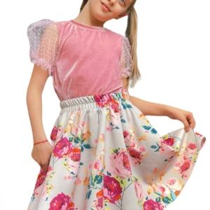 peony skirt