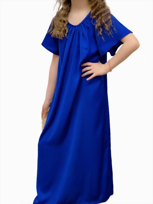 Nukka silky nightgown